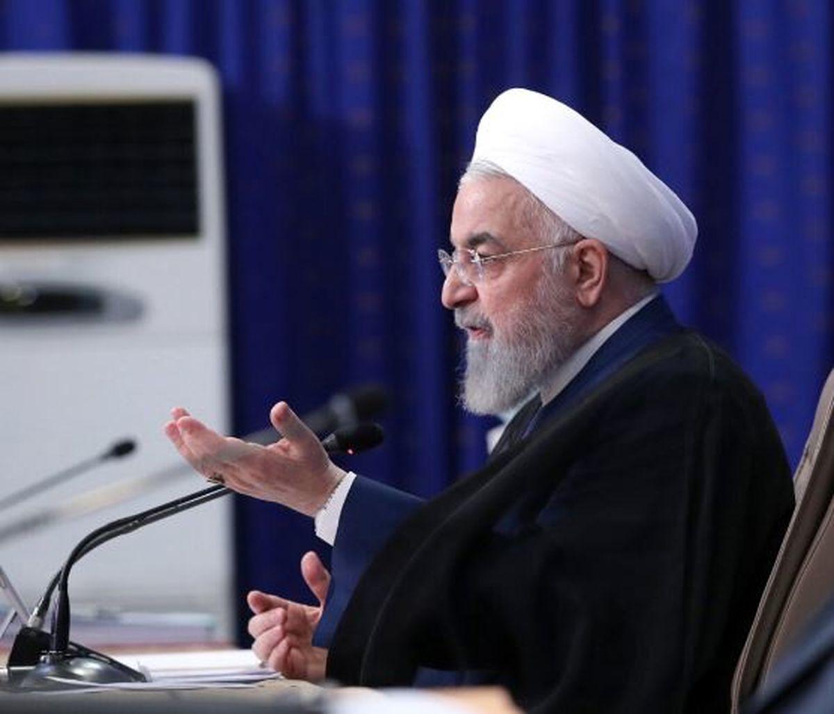 روحانی: تحریم نبود مشکل تامین واکسن خارجی نداشتیم