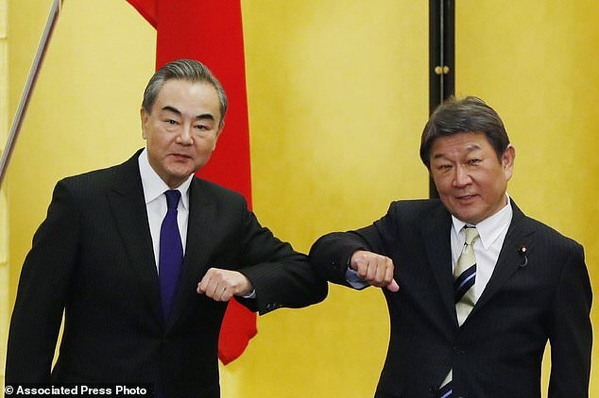 چین به ژاپن هشدار داد