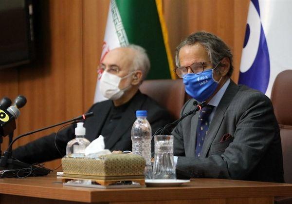 بازتابهای رسانهای سفر گروسی به ایران