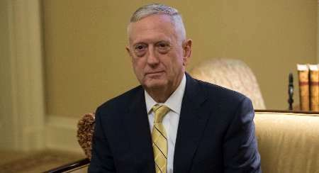 وزیر دفاع آمریکا هم رفتنی شد/ واشنگتن پست: کاخ سفید فهرستی از جانشینان متیس تهیه کرده است