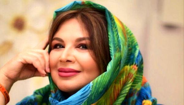 عکس شهره سلطانی بدون آرایش و با چشمان اشکبار