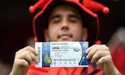 تداوم بازار سیاه بلیت در جام جهانی/قیمت یک بلیت به 11 هزار پوند رسید!