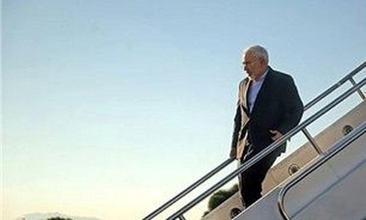 سفر ظریف به ترکیه لغو شد