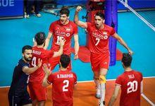 ژاپنیها باز هم بازنده مقابل قدرت والیبال ایران/ صعود ایران به رتبه دوم جدول