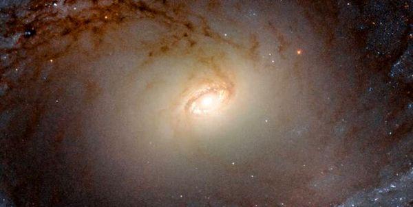تصویر ناسا از جدیدترین کهکشان هستی
