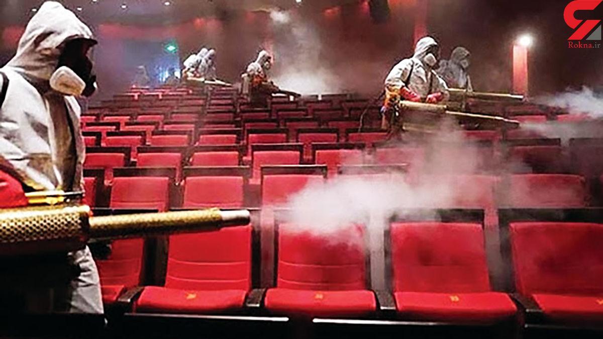 سرانجام سینماها و تئاترها بازگشایی شدند