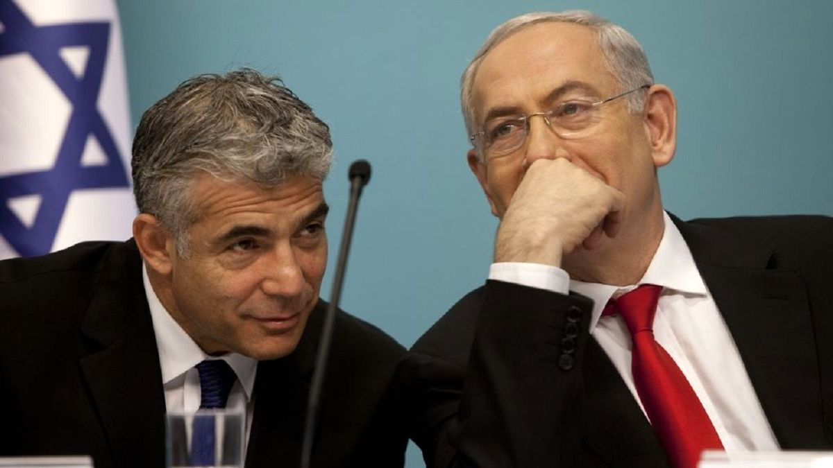 حزب مخالف نتانیاهو در تلاش برای تشکیل کابینه ائتلافی