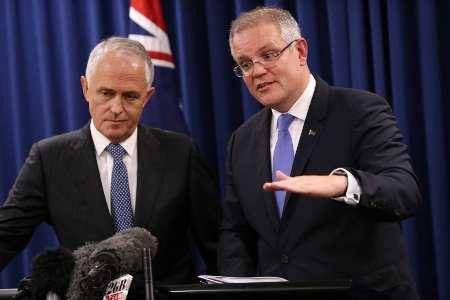 کودتای درون حزبی برای نخست وزیر استرالیا تکرار شد