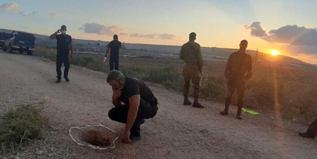 2 نفر از اسیران فلسطینی فراری دستگیر شدند