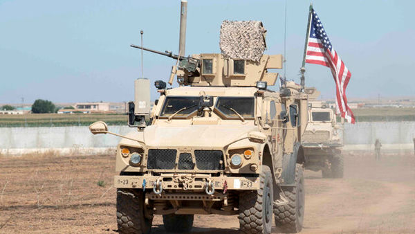 آغاز خروج نیروهای آمریکایی از میدان نفتی دیرالزور