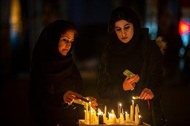 شام غریبان سردار سلیمانی