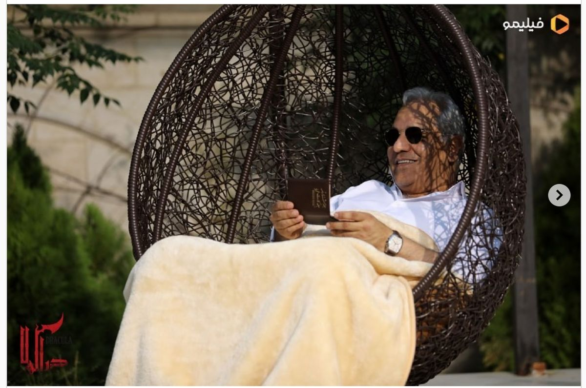 ضعف بینایی مهران مدیری|عکس