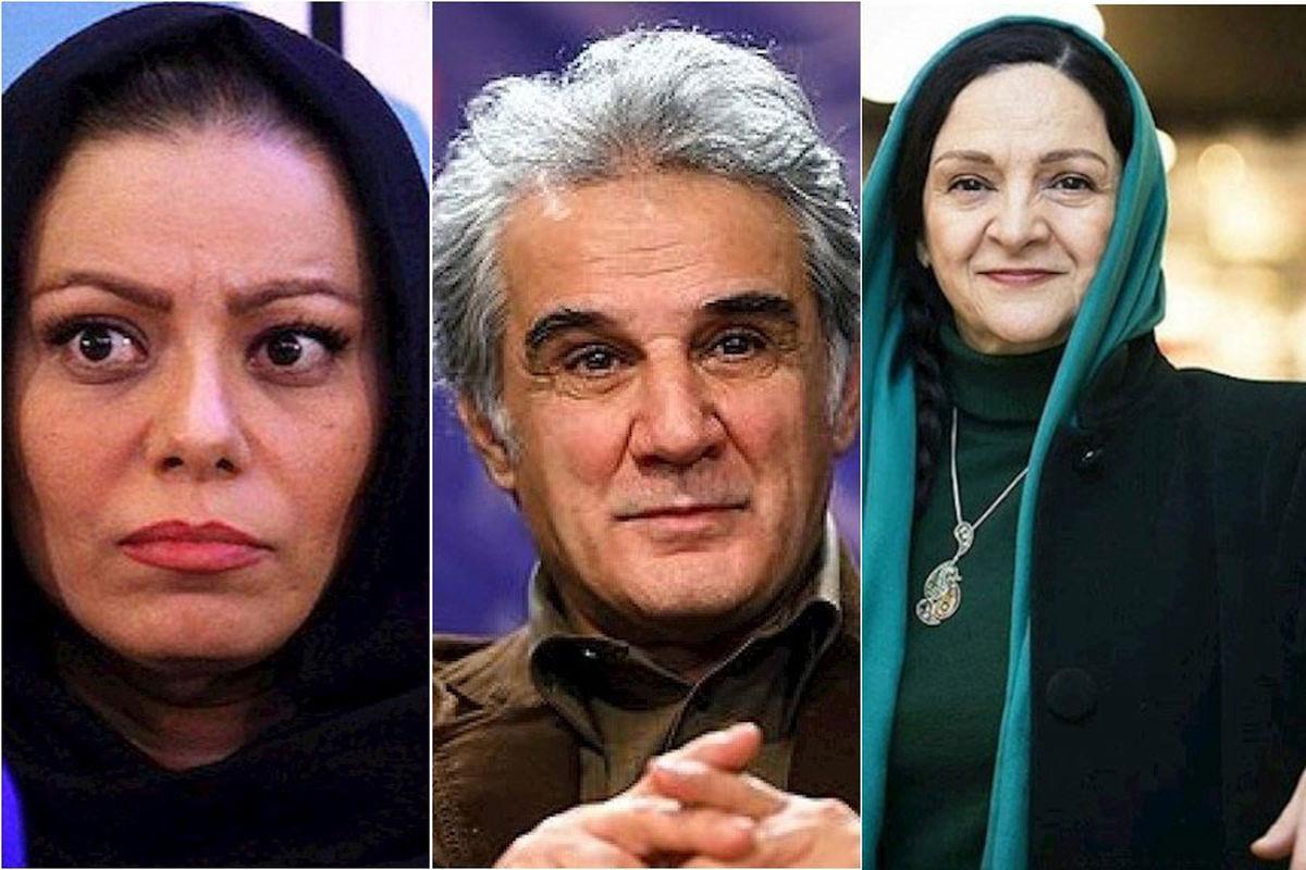 ست لباس عاشقانه مهدی هاشمی و همسر جدیدش سوژه شد!