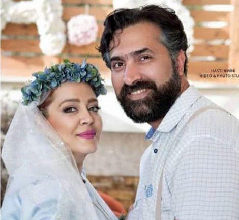 عکس دیده نشده از عروسی بهاره رهنما