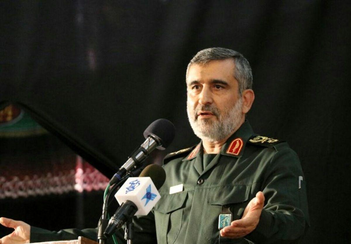 هشدار صریح سردار حاجیزاده به کشورهای حاشیه خلیج فارس