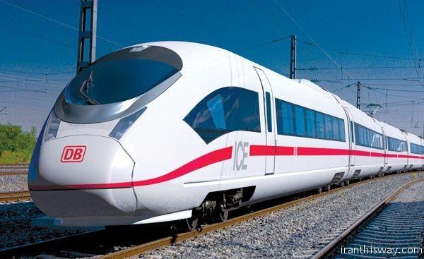 شرکت راه آهن دولتی آلمان پروژههایش را در ایران متوقف کرد