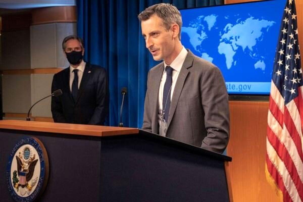 ادعاهای سخنگوی وزارت خارجه آمریکا درباره ایران