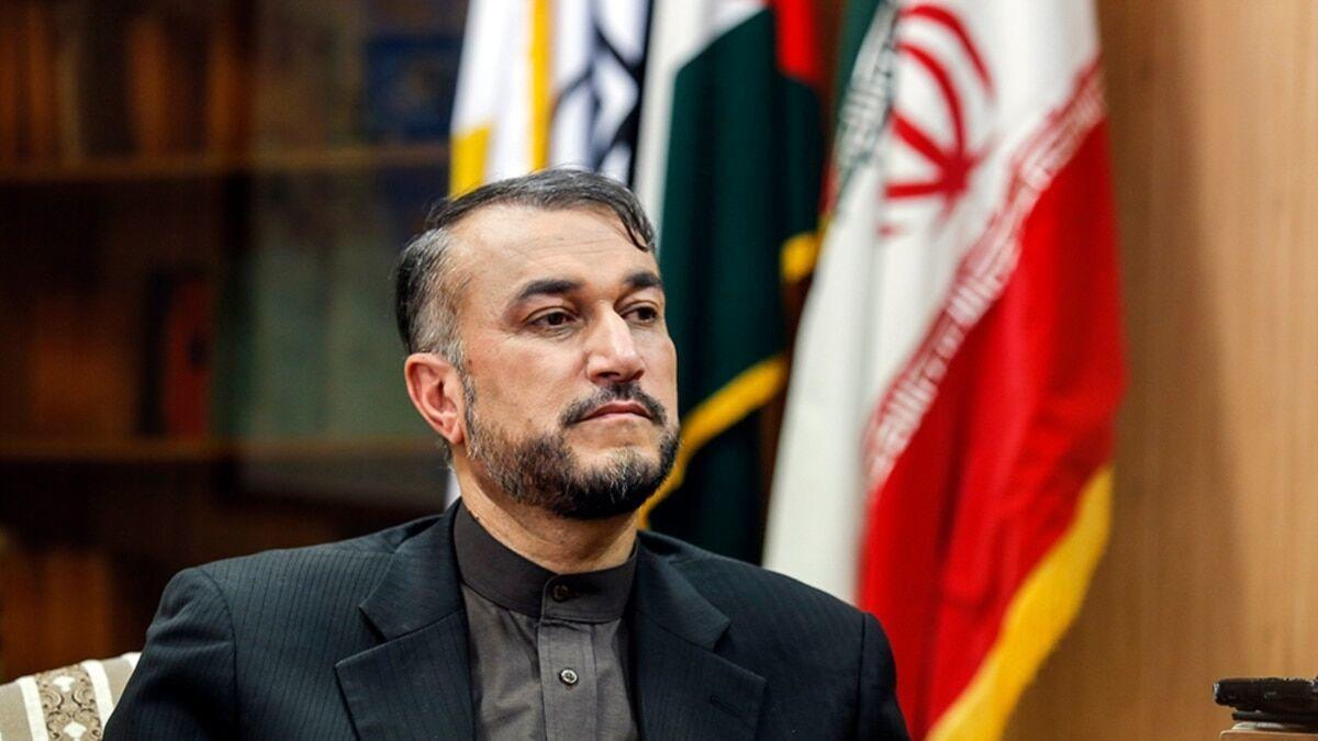 اظهارات وزیر خارجه پیش از سفر به بغداد