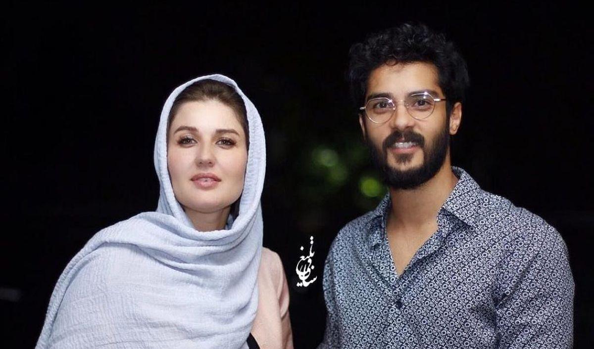 اختلاف سنی عجیب بازیگران ایرانی با همسرانشان +تصاویر دونفره