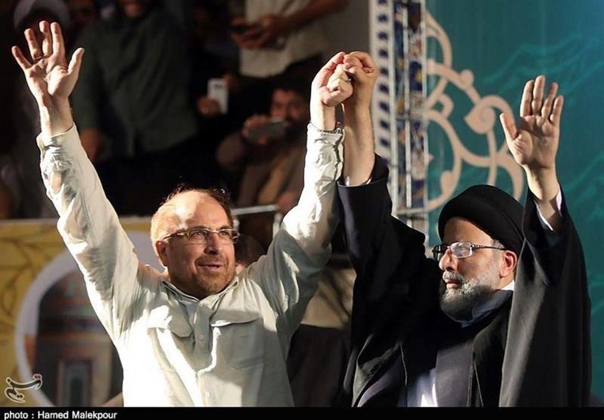 اظهارات وزیر احمدینژاد درباره کاندیداتوری رئیسی و قالیباف در ۱۴۰۰