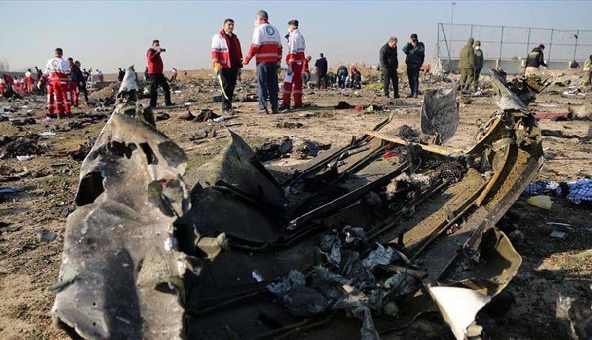 توئیت سفیر ایران در کییف درباره پرونده هواپیمای اوکراینی