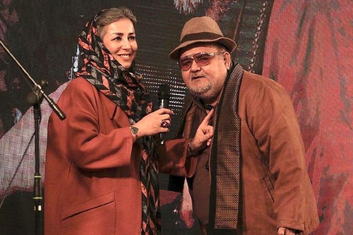 ناگفته های همسر اکبر عبدی بعد از 31 سال زندگی مشترک! +فیلم