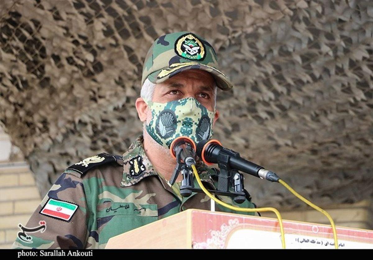 کوچکترین تهدید ایران را در کمترین زمان سرکوب میکنیم