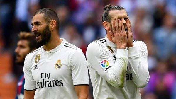 دومین رکورد بد تاریخ رئال مادرید در گلزنی