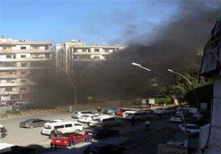 شلیک خمپاره به فرودگاه بین المللی دمشق
