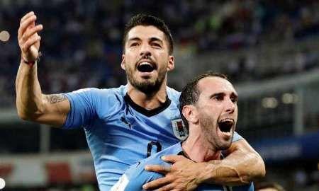 سوارز: اروگوئه بدون کاوانی هم می تواند صعود کند