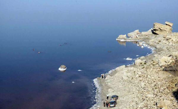 جدیدترین خبر از وضعیت دریاچه ارومیه