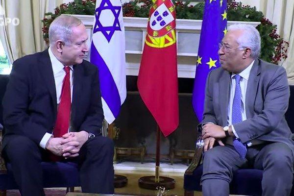تلاش نتانیاهو برای همراه کردن پرتغال با فشارها علیه ایران