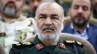 فرمانده سپاه: ما ملت فلسطین را تنها نخواهیم گذاشت
