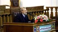 حواشی نشست خبری علی لاریجانی