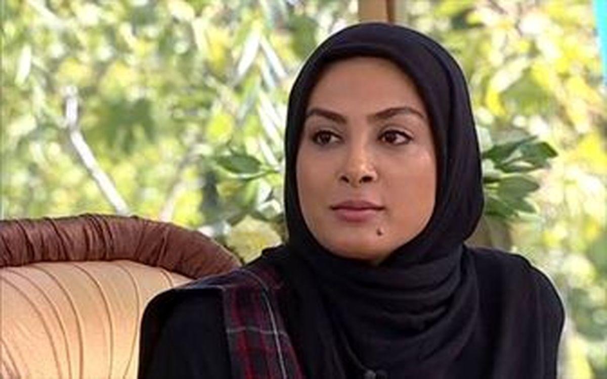 جنگلنوردی حدیثه تهرانی و همسرش! + عکس