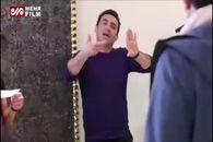 فیلم/اولین تیزر و پشت صحنه سریال عاشقانه دلدار با بازی الناز حبیبی