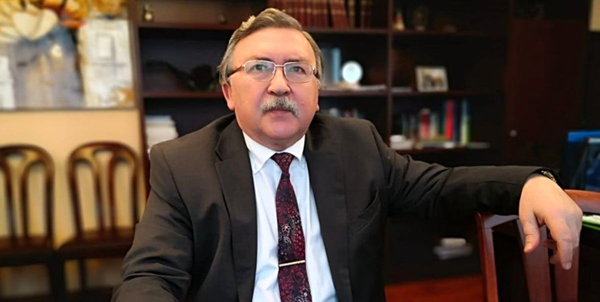 اولیانوف: دعوت به مذاکره با تهدید به صدور قطعنامه سازگاری ندارد