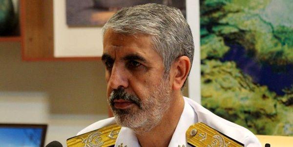 قدرت اطلاعاتی جمهوری اسلامی ایران در دریا بینظیر است