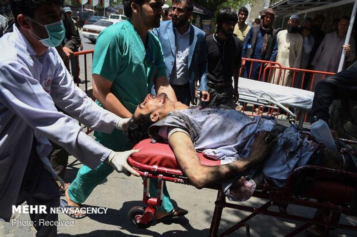 واکنش عربستان به انفجارهای فرودگاه کابل