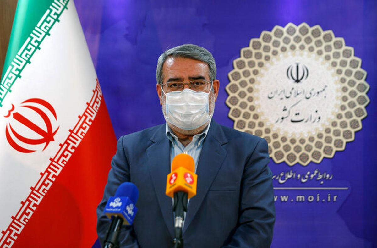 واکنش وزیر کشور به مصوبه شورای نگهبان: یک گام رو به جلو است