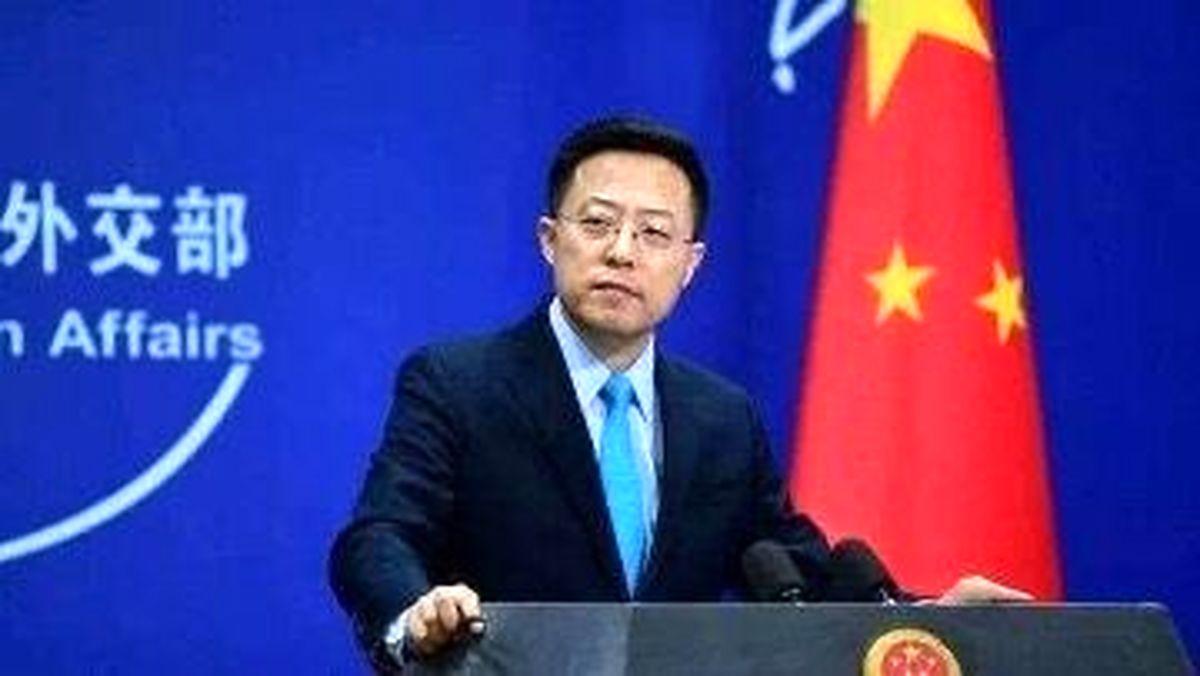 چین: سند همکاری های جامع الگوی کلی روابط با ایران است