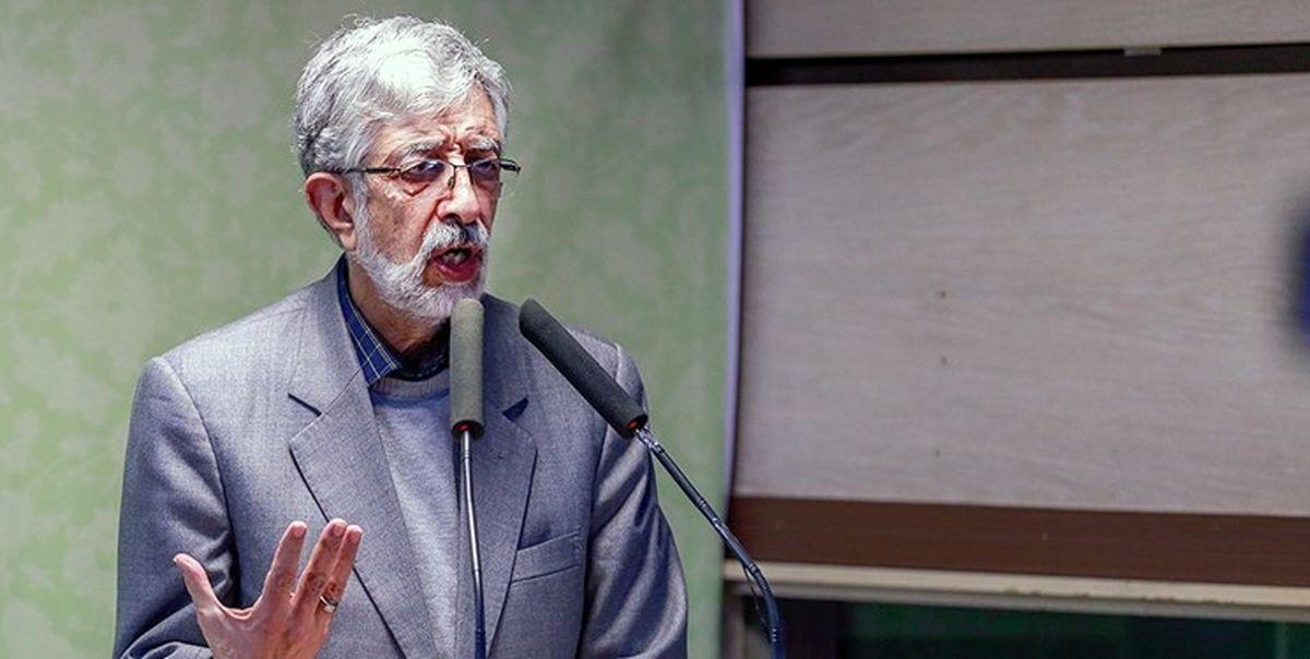 حداد عادل: اگر اخلاص داشته باشیم موفق میشویم