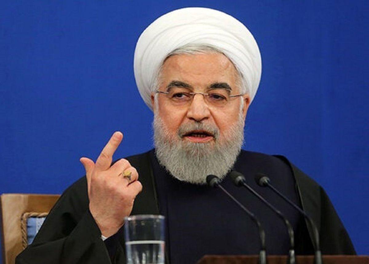 روحانی: بالاترین خیانت، ناامید کردن مردم و تخریب روحیه آنهاست