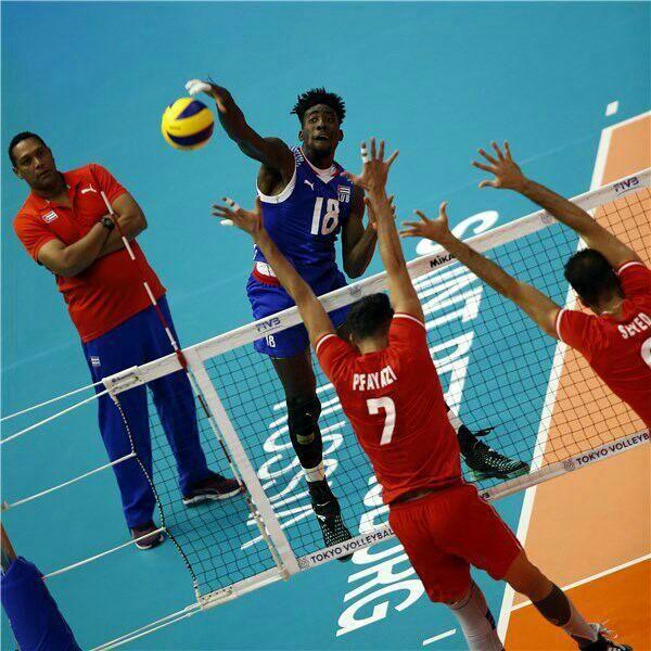 کوبا اسیر تجربه والیبال ایران در راه المپیک توکیو