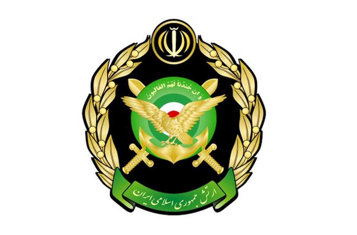آمادگی ارتش برای دفاع از نظام جمهوری اسلامی تحت فرامین فرماندهی کل قوا