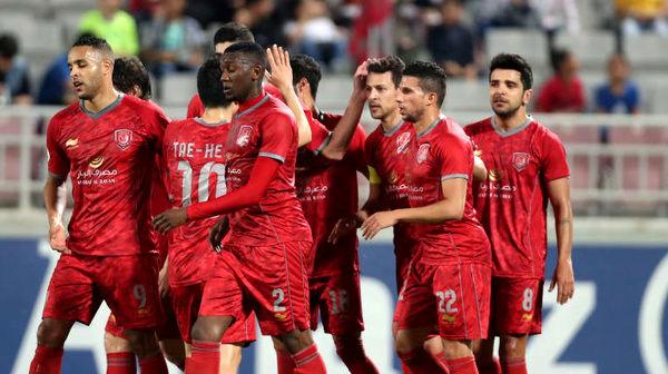 رکورد فوقالعاده الدحیل در لیگ قهرمانان آسیا