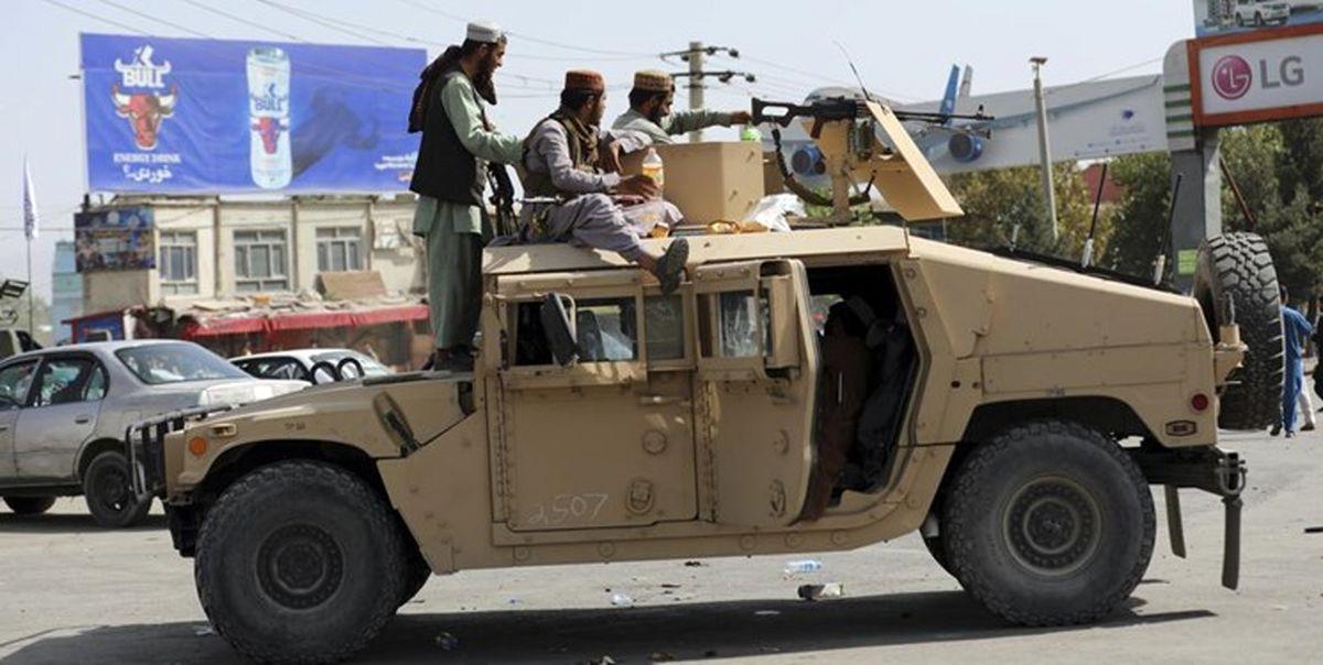 حمله طالبان به پنجشیر همزمان با خروج آمریکا از افغانستان