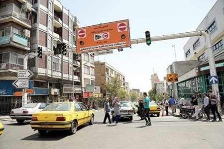 طرح جدید ترافیک هنوز به تایید فرمانداری تهران نرسیده است