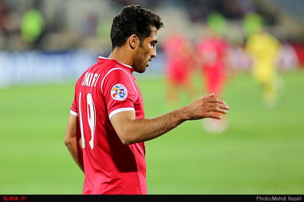 امیری قول داد/ هفته آینده در باشگاه پرسپولیس