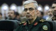 توضیح مهم رئیس ستاد کل نیروهای مسلح درباره موشک های ایرانی